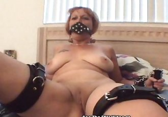 Red Head Red Neck Chick Bondage Sex