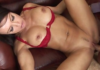 MILF Babe Uses Her Pussy To Close The Deal