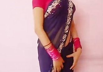 Indian Girl Teaching her BF How To undress - 4 min
