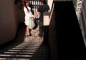 日本 媽媽 秘籍 和 獲取 臉 搞砸 - 8 min hd