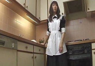 角質 Aiuchi 詩織 最瘋狂的 食品 插入 動作 - 8 min
