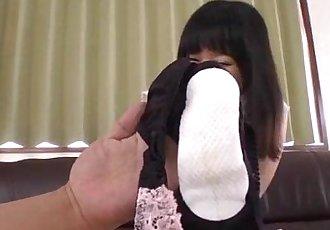 美 田中 獲取 貓 剃光 和 然后 搞砸 - 12 min
