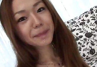 Serina Hayakawa amazing POV blowjob on cam - 10 min