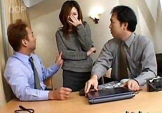 Mio 喜欢 铁杆 性爱 - 34 min