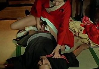 Sex scene 1 asian scene - 4 min