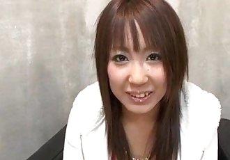 绫 年轻的 亚洲 戏剧 与 玩具 公鸡 上 cam - 12 min