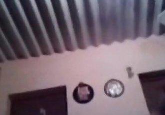 泄露 視頻 的 博杰普爾 家庭主婦 與 鄰居 家伙 - 5 min