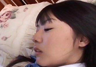 Tsubomi 很爛 蠢蛋 它的 與 濕 桃 下 均勻 - 10 min