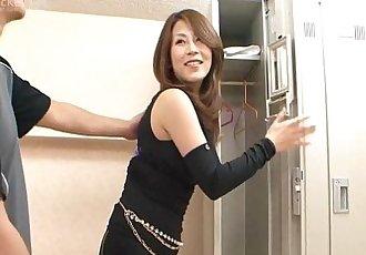 41Ticket - Huge Tits On Yuki Aida - 5 min HD