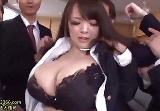 Hitomi Tanaka Bouncing Tits Compilation - 7 min