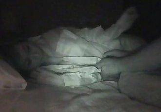邁 山崎 是 喚醒 要 吸吮 公雞 和 要 獲得 小狗 該死的 - 10 min