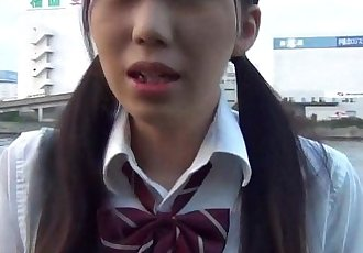 日本 蠅頭 噴出 - 8 min