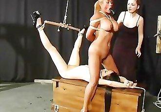 束缚 奴隶 娃娃 - 场景 2