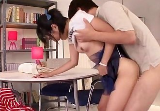 Cfnm oriental teen bent over - 6 min