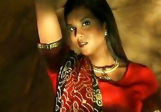 出生 的 印度 命運 時 她的 跳舞 正是如此