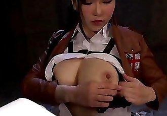 Attack on Titan Hentai 10 min HD
