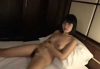 First Time Asian Chick Creampied by Japanese Man
