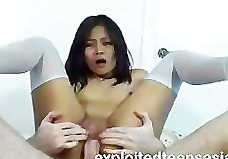 Beverly Filipino Amateur Screams In Euphoria As She Fucks