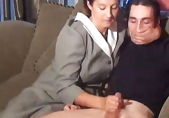 Stepmom & Stepson Affair 77
