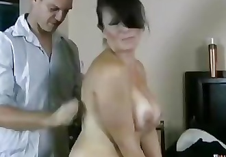 Mom Sneeks In On Son Stacy Naked Step MOM