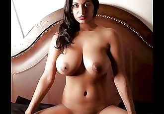 Hottest Indian Glamour Model with huge tits