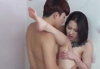 Bosomy Mom - Korean Hot Movie Sex Scene 2