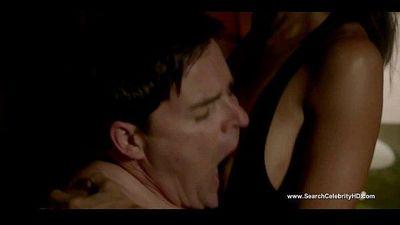 Thandie Newton Nude - Rogue S01E02 (2013) - 1 min 37 sec HD