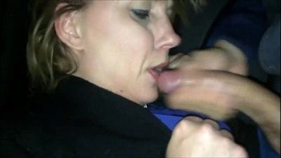 MILF close up facial - 2 min
