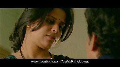 Desi Aunty (Bhabhi) Having Sex With Boy - 2 min