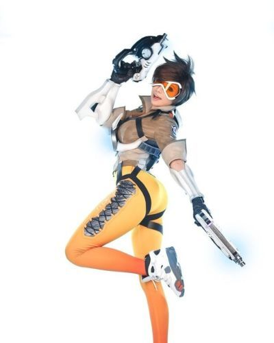 Tracer Cosplay