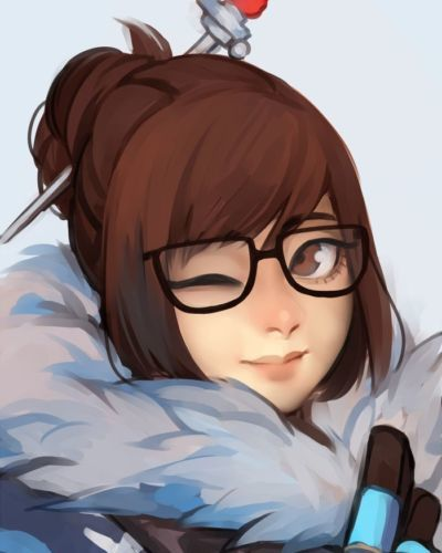 Overwatch - Mei-Ling Zhou - part 4