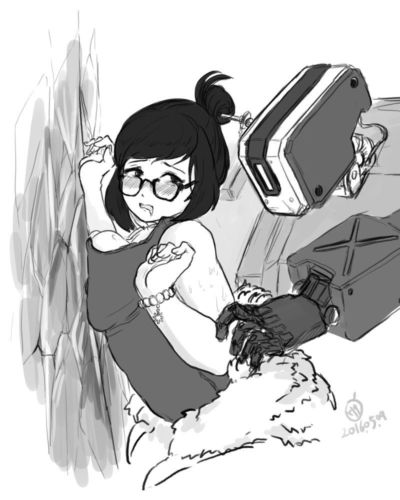 Overwatch - Mei-Ling Zhou - part 8