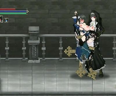 Night of Revenge - Naughty Nun by Dlisgame