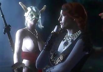 The Witcher 3 & Mods - B&W: Triss Merigold Playthrough #34