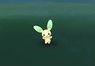 Epic Shiny Plusle - Pokemon GO