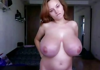 Big Webcam Tits #3