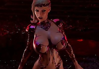 bloodlust cerene teaser - D fantasy Vampire dx affectd animation Hentai