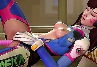 OVERWATCH COCK HEROWhatch more HD movie: www.brasilporntube.com.br 24 sec