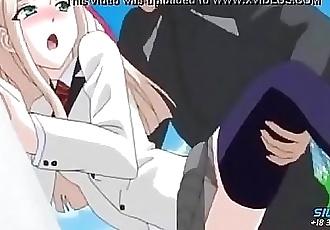 school girl best anime fuck on backyard 7 min