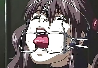 Slave Market like Mafia Bondage in Group with BDSM Anime Hentai 22 min