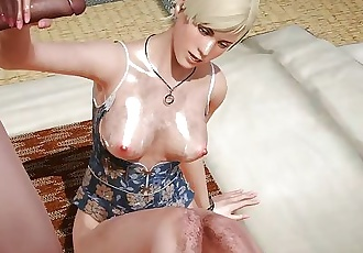 Resident Evil Sherry Birkin Sex Scene