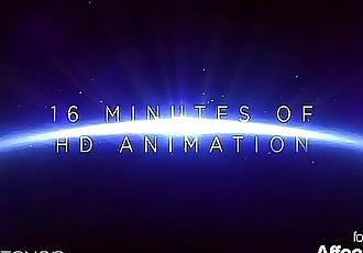 The Lust Avenger 3d animation 2 min 1080p