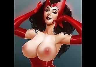 horny avengers women
