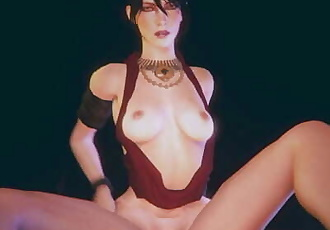 Dragon Age Morrigan Porn