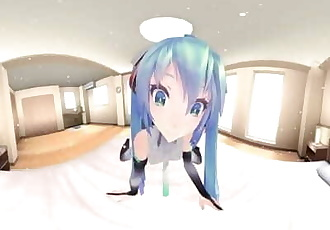 Hatsune Miku in 360 Video
