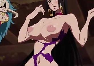 Boa Hancock【剥ぎコラ】