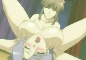 Hentai Pros - Shizukos first Time in Bondage, Fucked and made to Cum in Front of an Audience