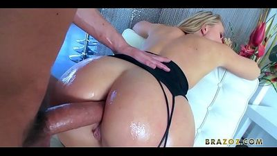brazoz - Applegate she shows you how to fuck her ass - 7 min