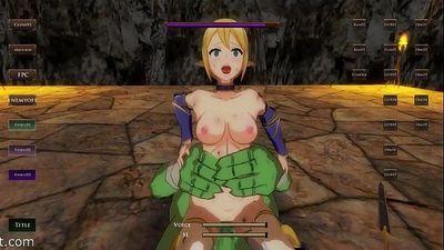 Elf Knight Giselle Sex Edit - 19 min