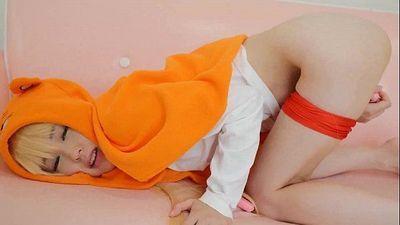 Himouto Umaru-chan masturbation - 2 part - 9 min